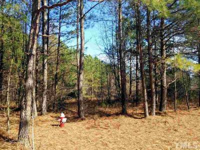 Wake County Residential Lots & Land For Sale: S Judd Parkway