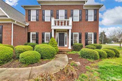 Raleigh Single Family Home For Sale: 1900 Katesbridge Lane