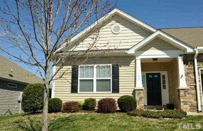 Mebane Townhouse Pending: 1106 Copper Circle