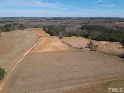 Granville County Residential Lots & Land For Sale: 8132 Grassy Creek Road