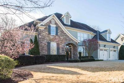 Wake Forest Single Family Home For Sale: 632 Walters Drive