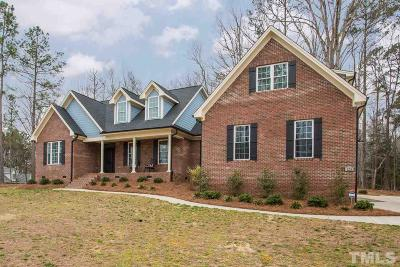 Johnston County Single Family Home For Sale: 123 Breckenridge Drive