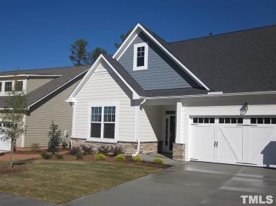 Holly Springs Rental For Rent: 124 Sweet Vista Lane