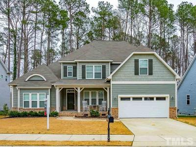 Angier Single Family Home For Sale: 8925 Buffalo Gourd Lane