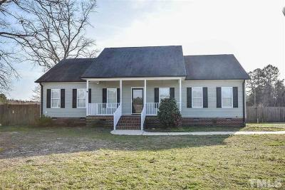 Single Family Home For Sale: 119 Minter School Road