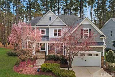 Raleigh Single Family Home For Sale: 6112 Ponderosa Road