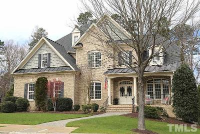 Raleigh Single Family Home Contingent: 10925 Enchanted Hollow Way