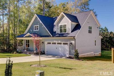 Apex Single Family Home For Sale: 8210 Newcomb Street