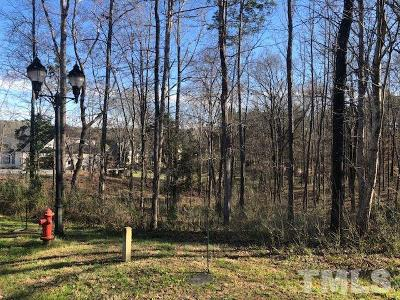 Pittsboro Residential Lots & Land For Sale: 377 Laurel Knoll Drive