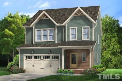 Fuquay Varina Single Family Home Pending: 2428 Glade Mill Court #Lot 194