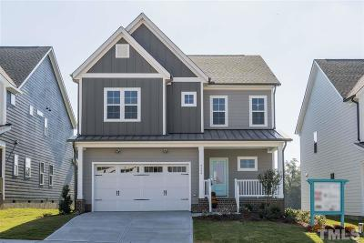 Fuquay Varina Single Family Home For Sale: 2404 Glade Mill Court #Lot 188