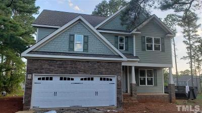 Holly Springs Single Family Home For Sale: 630 Bass Lake Road
