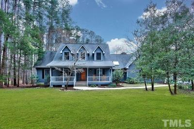 Chapel Hill Single Family Home For Sale: 3000 Blueberry Lane