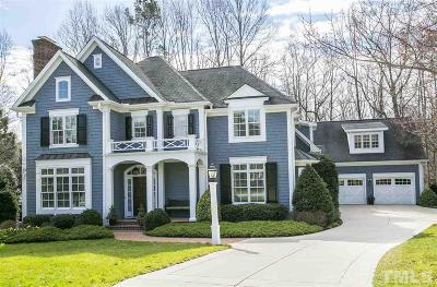 Chapel Hill Single Family Home For Sale: 119 Cross Creek Drive