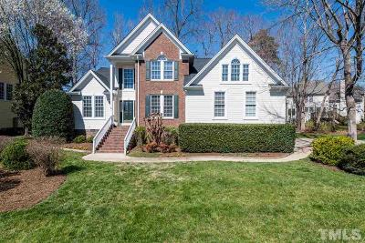 Cary Single Family Home For Sale: 202 Roebling Lane