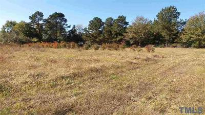Dunn Residential Lots & Land For Sale: 325 Meadow Ridge Road