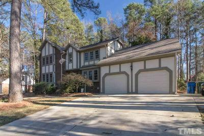 North Ridge Single Family Home For Sale: 7804 Harps Mill Road