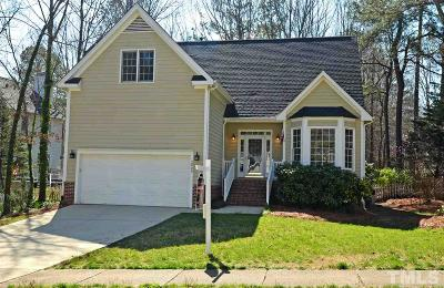 Wake County Single Family Home For Sale: 2808 Funster Lane