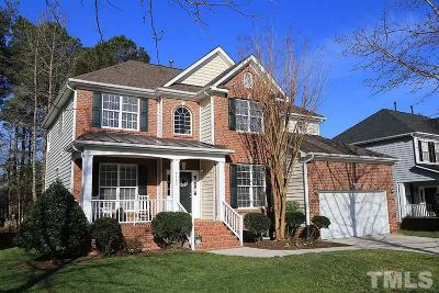 Wake Forest Single Family Home Contingent: 9053 Cornwell Drive