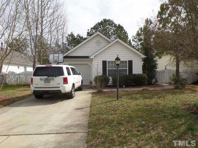 Apex Single Family Home For Sale: 204 Cabana Drive