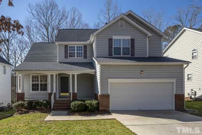 Apex Single Family Home Contingent: 1305 Red Twig Drive
