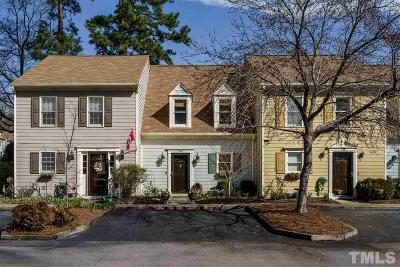 Townhouse For Sale: 1610 Township Circle