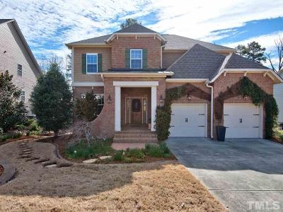 Durham Single Family Home For Sale: 4807 Marena Place