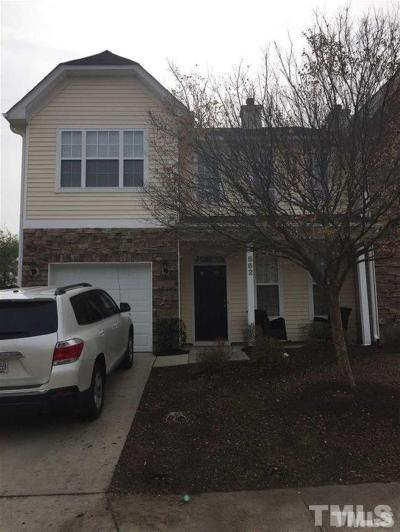 Morrisville Rental For Rent: 562 Writers Way