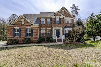 Wake Forest Single Family Home For Sale: 3504 Kemble Ridge Drive