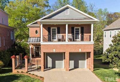 Raleigh Single Family Home For Sale: 2817 Charleston Oaks Drive