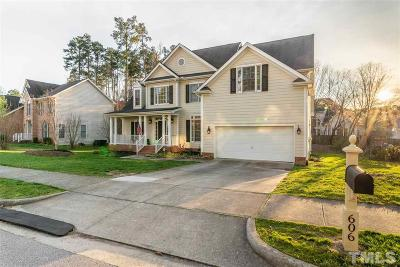 Durham Single Family Home For Sale: 606 Wellingham Drive