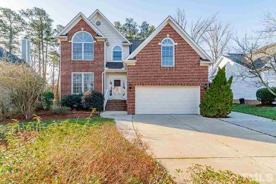 Cary Single Family Home For Sale: 111 Cedarpost Drive