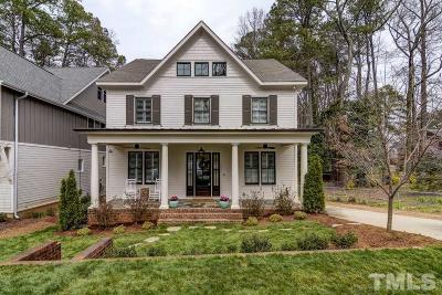 Raleigh Single Family Home For Sale: 3600 Phyllis Drive