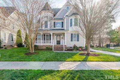 Morrisville Single Family Home Contingent: 201 Orianna Drive