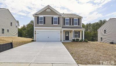 Granville County Single Family Home For Sale: 2216 Amberleaf Drive