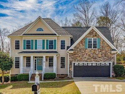 Youngsville Single Family Home For Sale: 45 Red Rock Ridge Drive