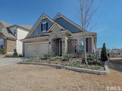 Durham Single Family Home For Sale: 1109 Magic Hollow Road