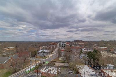 Chapel Hill Condo For Sale: 601 W Rosemary Street #803
