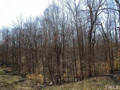 Mebane Residential Lots & Land Contingent: Lot 2 River Ridge Road