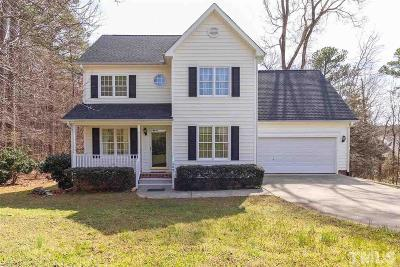 Wake Forest Single Family Home Contingent: 409 Lakeview Avenue