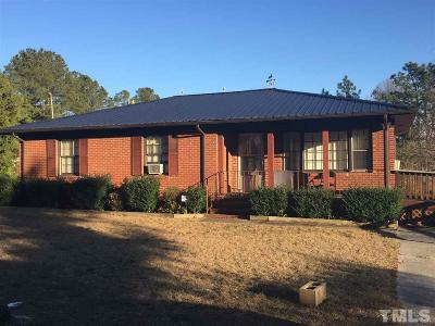 Harnett County Single Family Home For Sale: 497 McKoy Town Road
