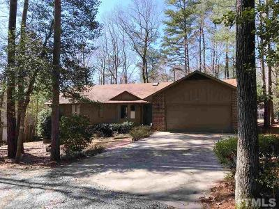 Sanford NC Single Family Home For Sale: $269,000