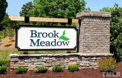 Apex Residential Lots & Land For Sale: 3828 Sleepy Brook Lane