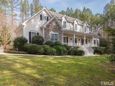 Single Family Home For Sale: 905 Olde Thompson Creek