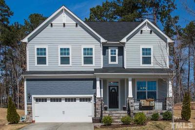 Durham Single Family Home Contingent: 8 Morningside Drive