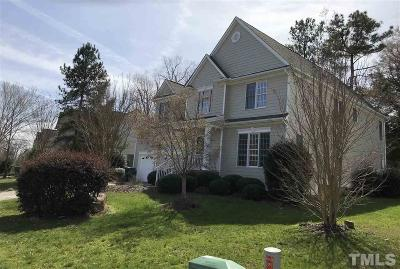 Durham Single Family Home For Sale: 4 Scarlet Oak Court