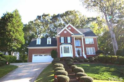 Lochmere Single Family Home Contingent: 104 Duckwood Lane