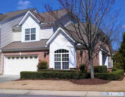 Raleigh Townhouse For Sale: 13338 Ashford Park Drive
