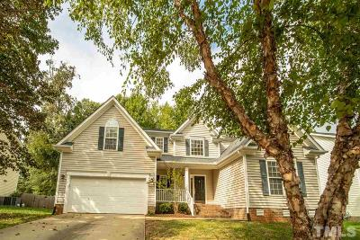 Chapel Hill Single Family Home For Sale: 306 New Parkside Drive