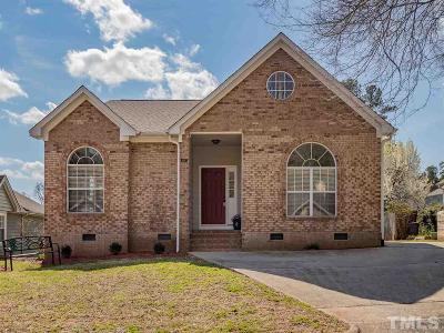 Chapel Hill Single Family Home For Sale: 107 Covington Drive